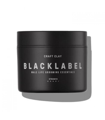 Black Label Grooming Craft Clay 60ml