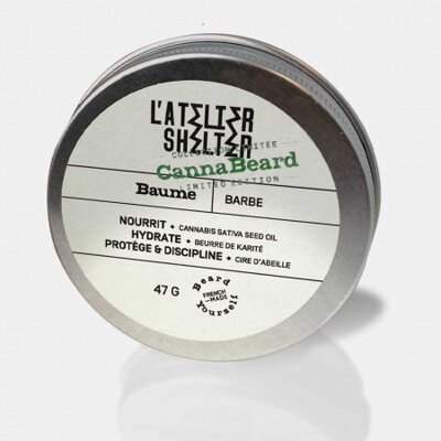 L'atelier Shelter Cannabeard 47g