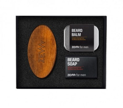 ZEW for men Well Looking Beard Set