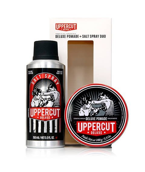 Uppercut Deluxe pomade + sea salt